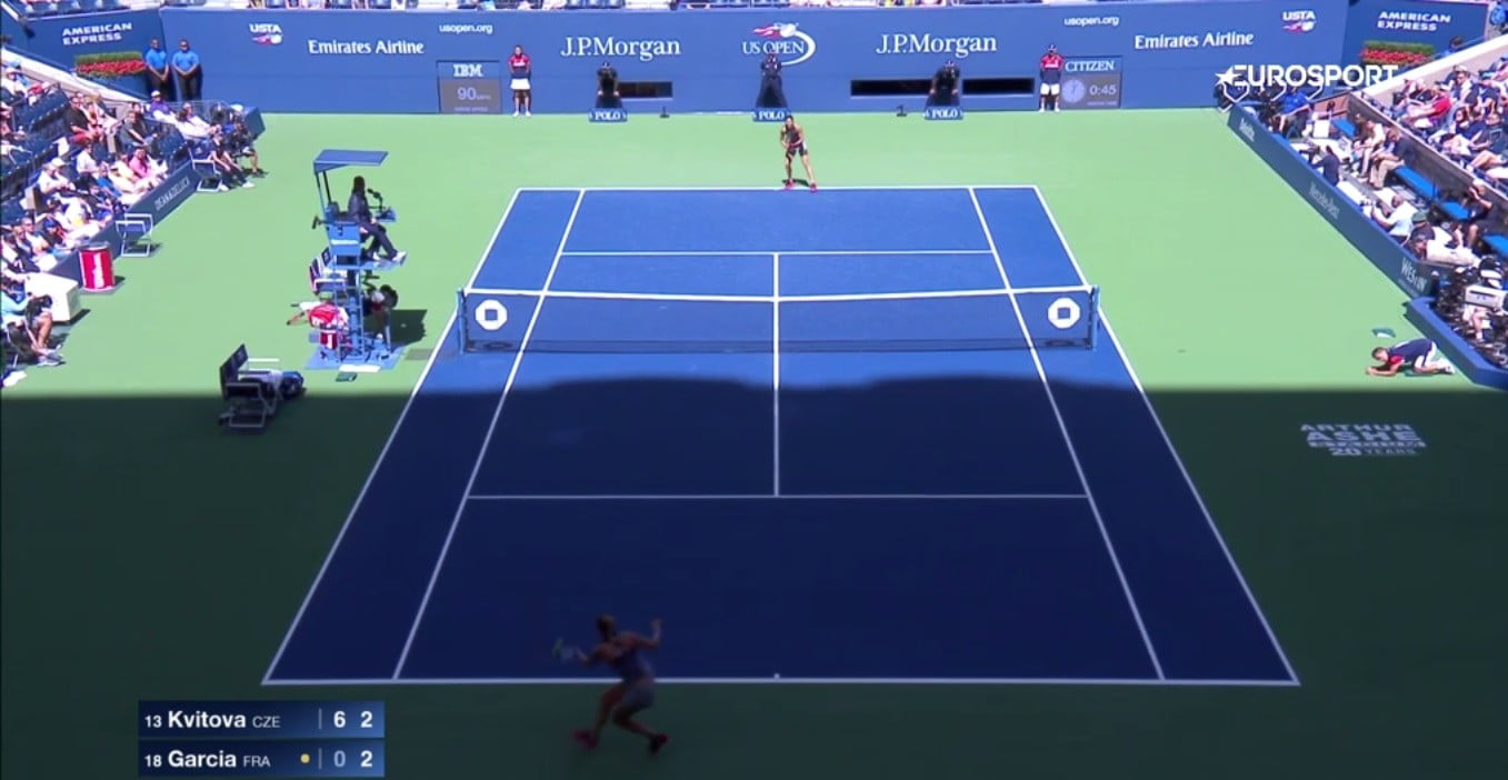 Тенис видео уроци